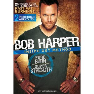 bob harper pure burn